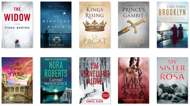February reading review
