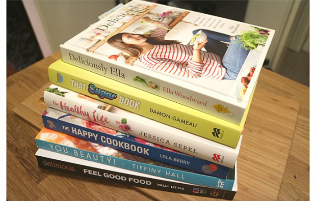 healthy cookbooks brighter
