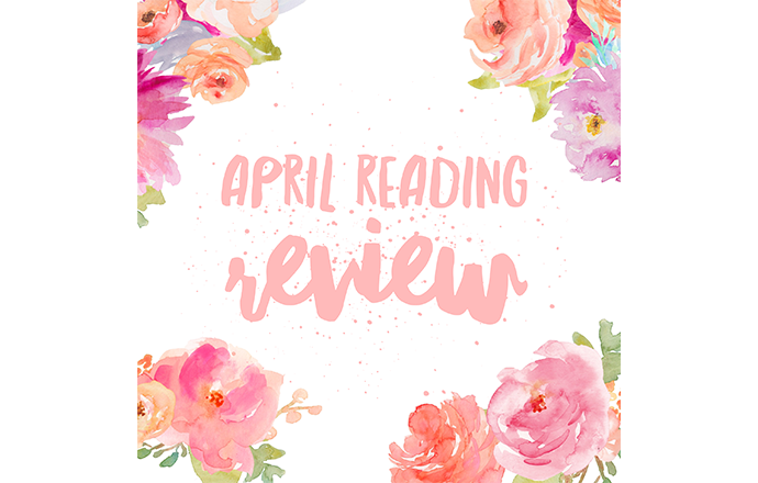 april reading review