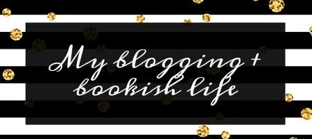 my blogging bookish life
