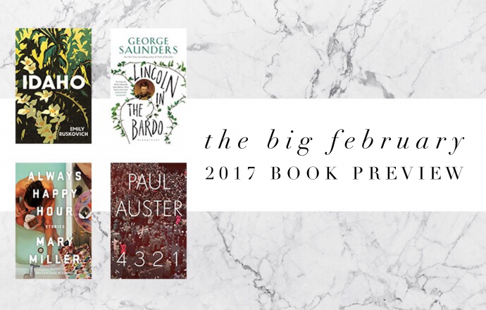 february 2017 book releases